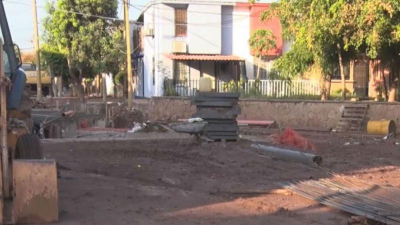 No hay riesgo de colapso de edificios en Infonavit, Humaya