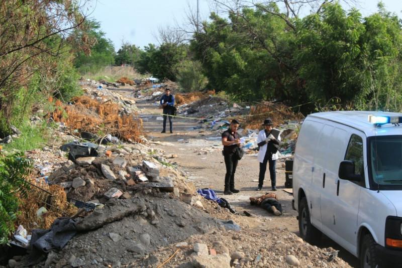 Asesinan a una persona en Las Mañanitas