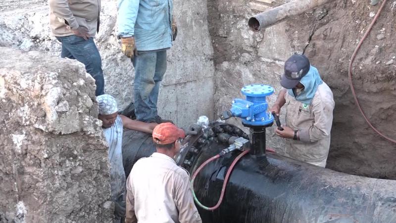 Se quedan sin agua potable en Hacienda del Seminario