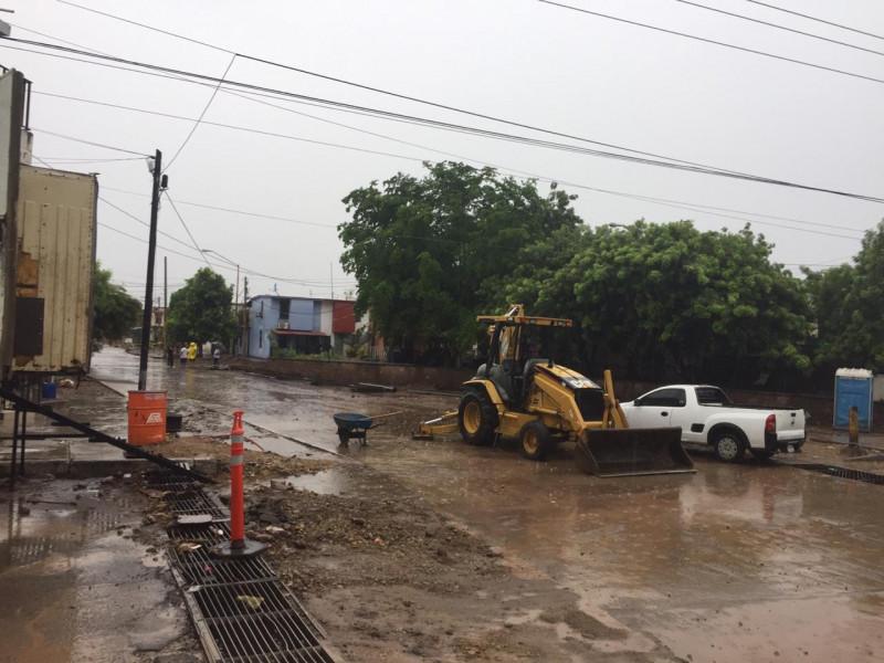 No hay afectaciones por lluvias hasta el momento en Infonavit Humaya