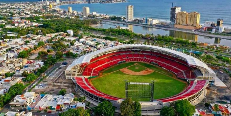 Mazatlán sede de la Serie del Caribe 2021