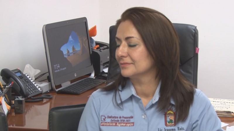 Desconoce alcalde Estrada Ferreiro pretensiones de la Síndico Procuradora