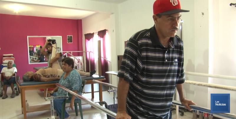 Terapias gratuitas ofrece la UBR de Benito Juárez