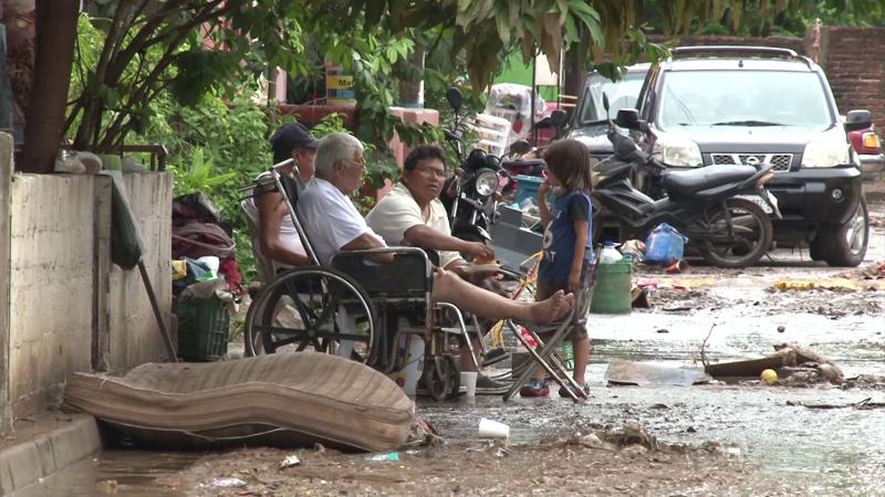 ¡Miles de familias perdieron todo en Mazatlán!