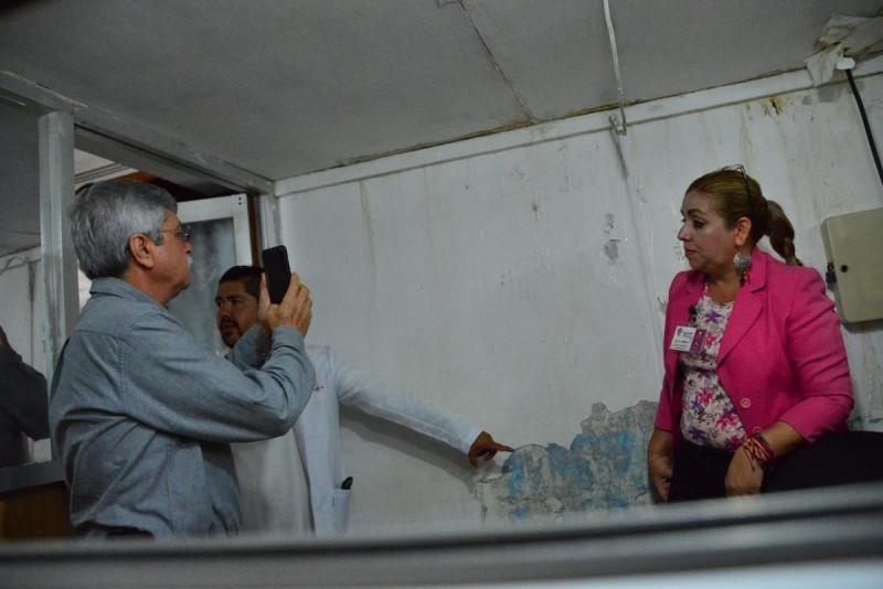 """""""Ivo"""" no ha generado contingencia sanitaria en Sinaloa:  Encinas Torres"""