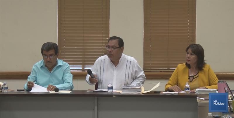 Se va Comisario hasta que Cabildo decida: Alcalde
