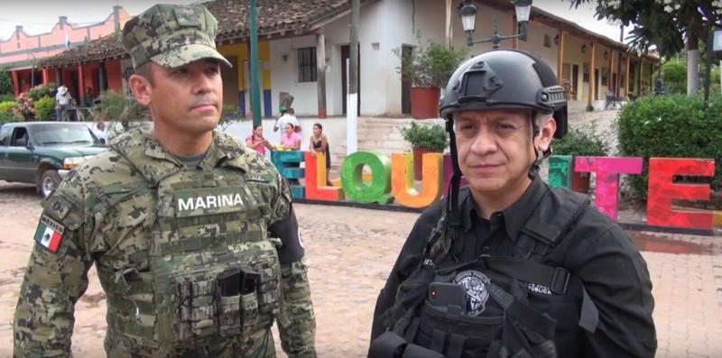 Pueblos turísticos de Mazatlán, son seguros: SSP