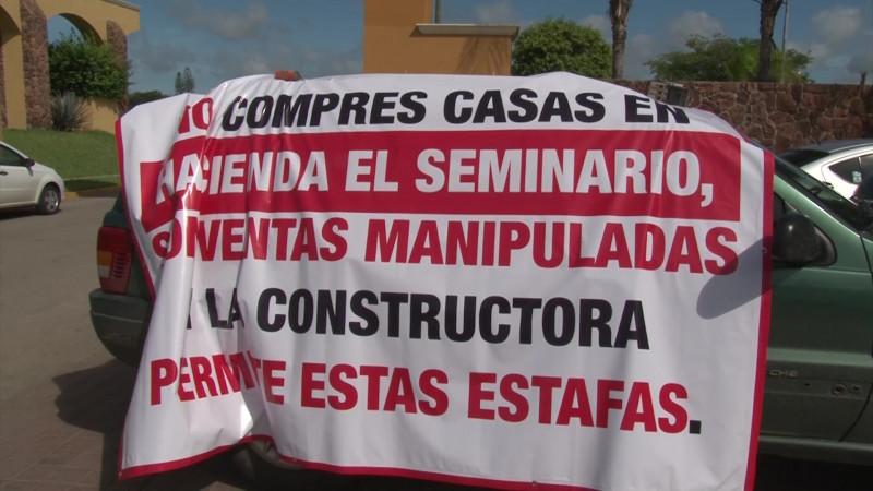 Compran 'ilusiones' en Hacienda del Seminario