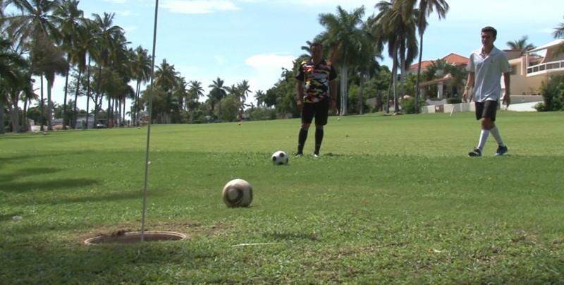 Finalizó  la Sexta Etapa del Campeonato Nacional de Footgolf