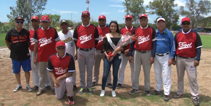 Inauguran  Liga de Béisbol Categoría Máster