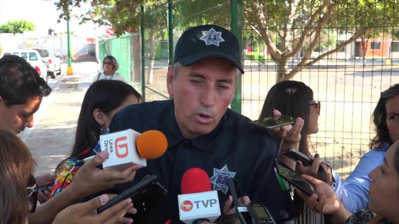 Alistan cambio de mandos en la SSPM de Mazatlán
