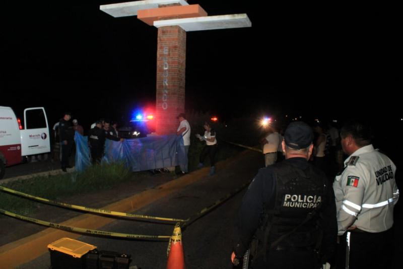 Con liebre atada al cuello, dejan a hombre asesinado en Eldorado