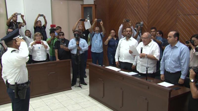 Defiende Alcalde nombramiento de nuevo titular de la SSPM