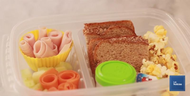 Recomiendan alimentación sana para niños en edad escolar
