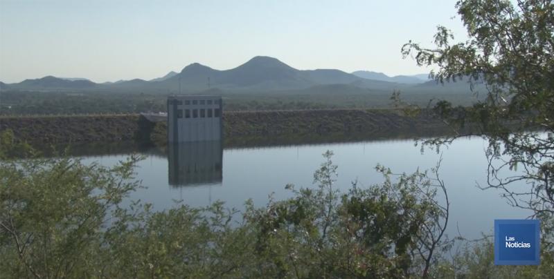 Siguen sin ser contínuas las lluvias en la cuenca del Río Yaqui