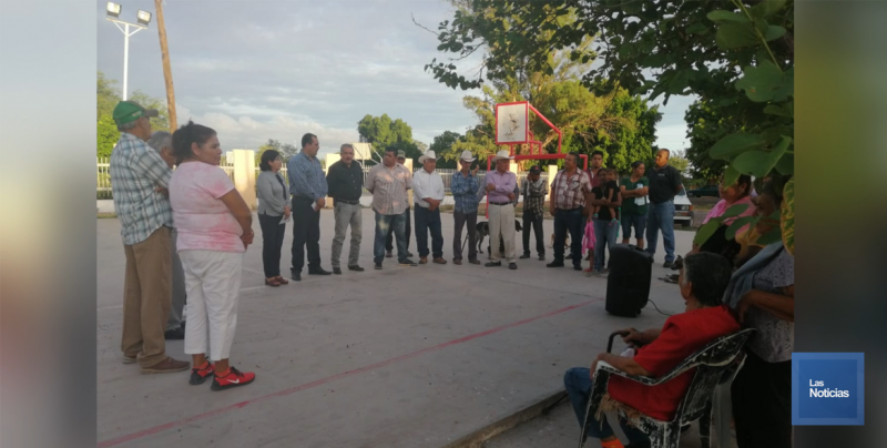 Entrega Alcaldesa de Villa Juárez obras en Casa Blanca