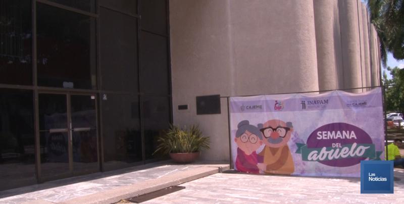 Llega semana del Abuelo en Biblioteca municipal de Cajeme