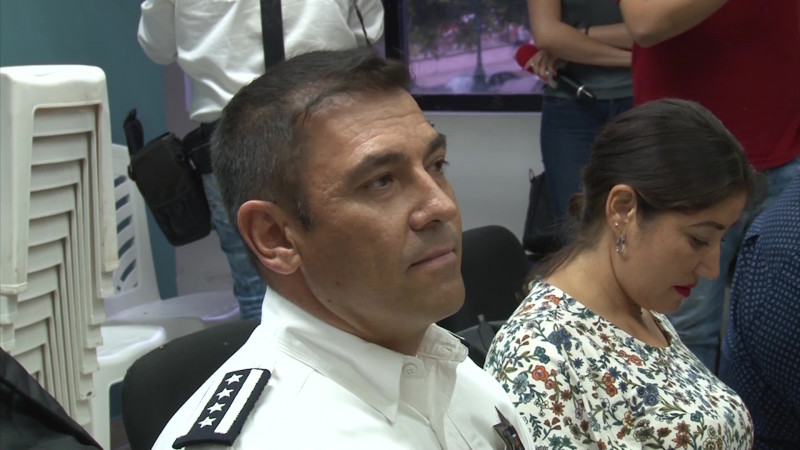 Avala Gobierno estatal cambios en SSPM de Mazatlán