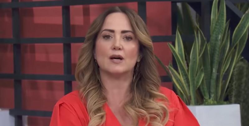 Andrea Legarreta se defiende y acusa de violencia a Alfredo Adame