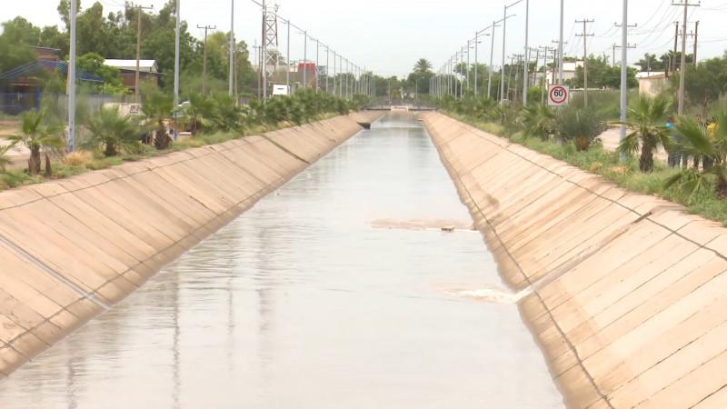 Detectan dos puntos con afectaciones en el dren Juárez
