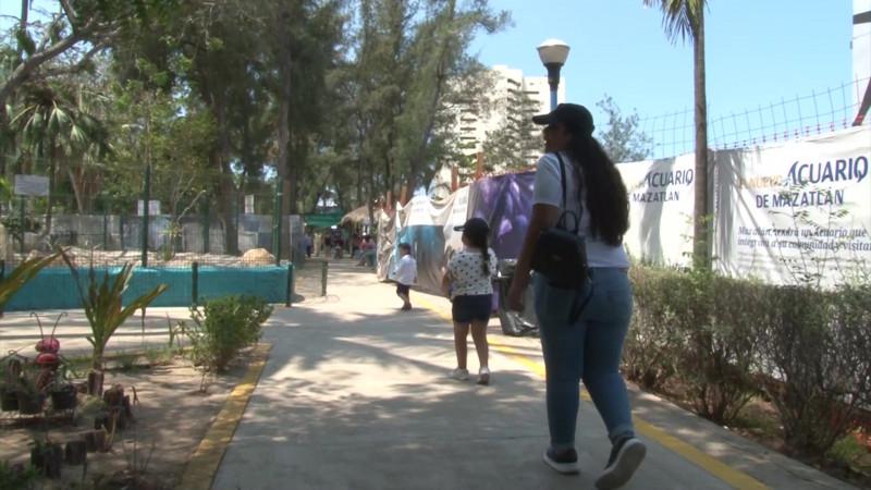 Revisan  a puerta cerrada cuentas del Acuario de Mazatlán