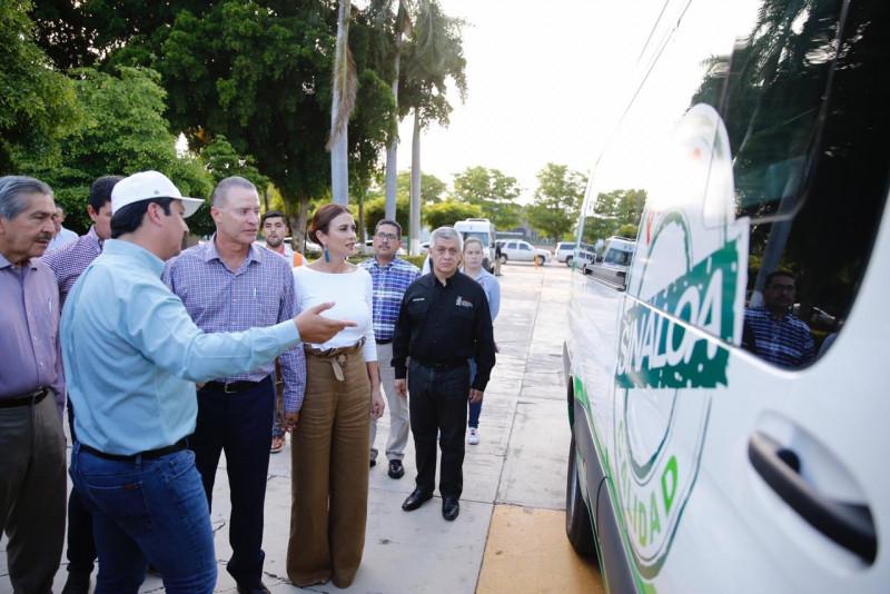 Quirino suma 250 camiones entregados en Sinaloa