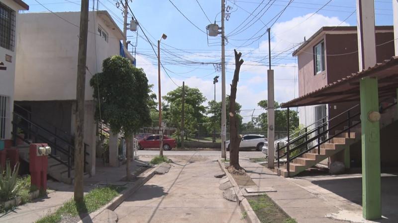 CFE atiende llamado de vecinos de Inf. Solidaridad