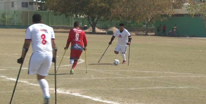 Zorros de Sinaloa listos para la Liga Nacional de Futbol de Amputados