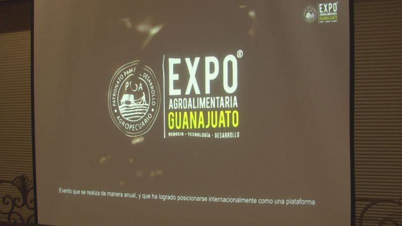 Promueven en Sinaloa la Expoalimentaria Guanajuato 2019