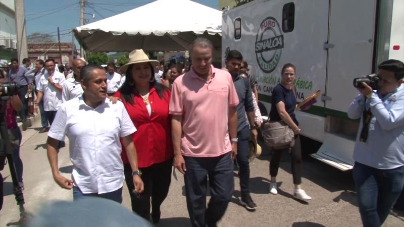 El Rosario recibe las jornadas de servicios estatales