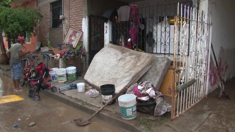 Postergan entrega de balance de afectaciones por 'Ivo' en Mazatlán