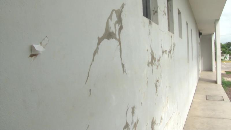 En pleno deterioro el Centro de Seguridad Ciudadana de Mazatlán