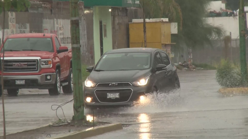 Hay pronóstico de lluvias para este fin de semana en la mayor parte de Sinaloa
