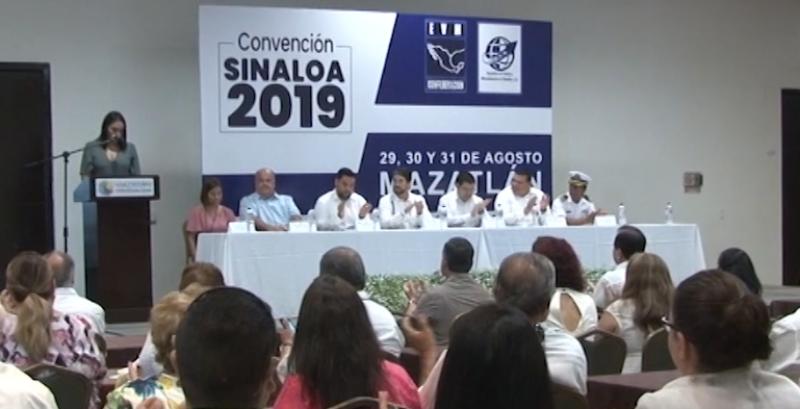 Celebran 59 Convención Nacional de Ejecutivos de Ventas y Mercadotecnia en Mazatlán