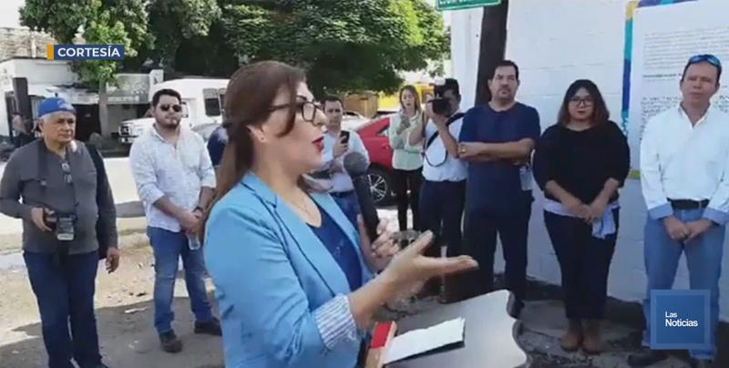 Inauguran Callejón Humanismo