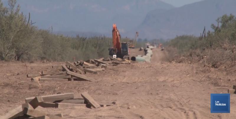 Pese a acuerdos en gasoductos, Loma de Bácum continuará por la vía legal