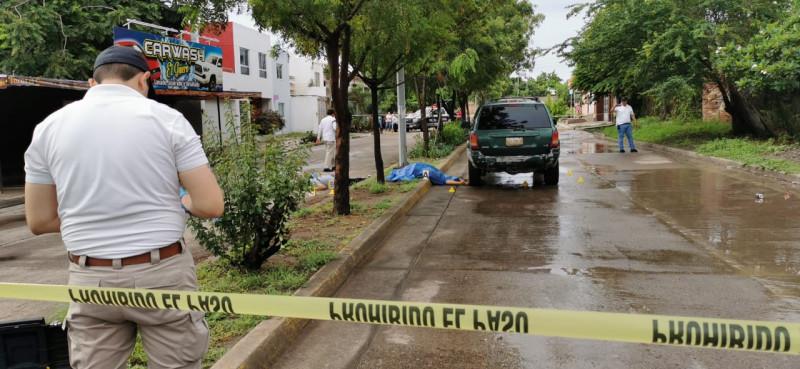 "Asesinan a pareja en la ""Guadalupe Victoria"""