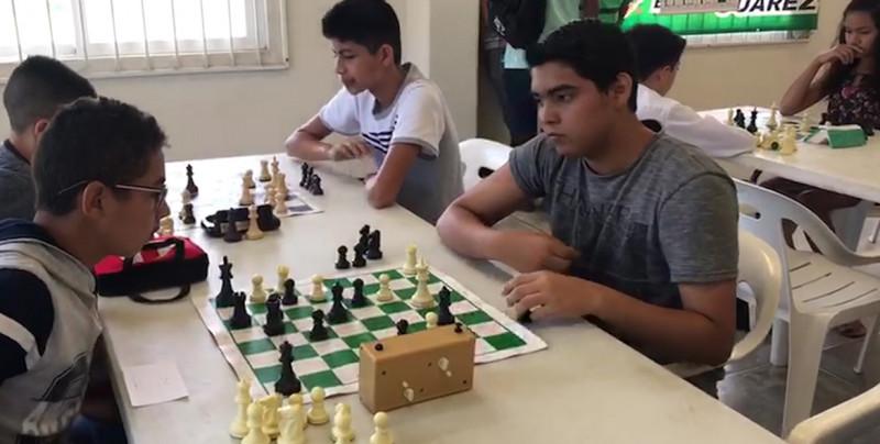 """Se llevó a cabo el primer Torneo de Ajedrez """"Miguel Najdor"""""""