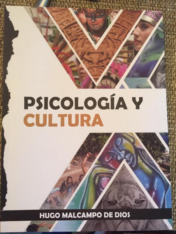 """Presentan libro sobre """"Psicología y Cultura"""""""