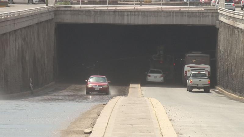 Detectan que no se realizó mantenimiento en puente del Valle