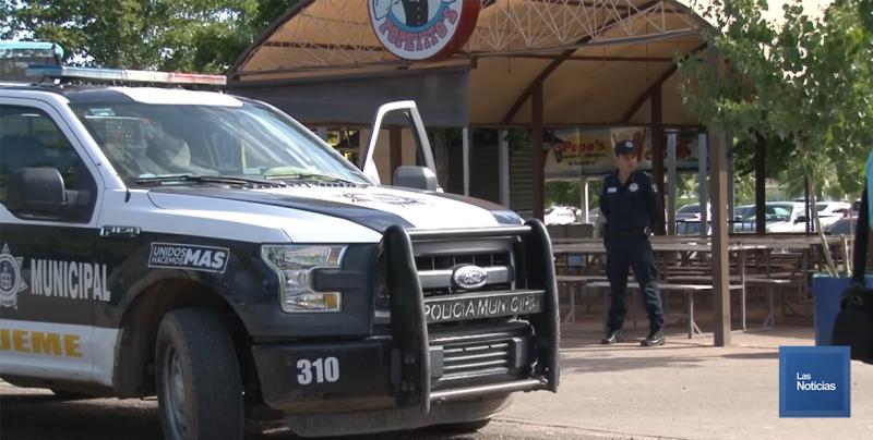 La policía de Cajeme no se militarizará