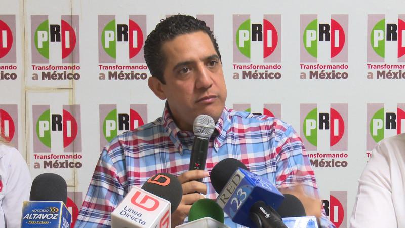 Critica Chuy Valdez estrategia de seguridad del gobierno federal