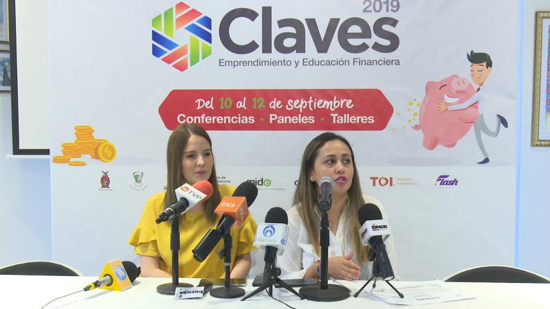 Invitan al congreso CLAVES 2019