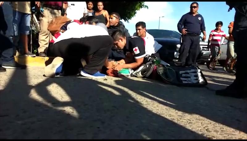 Muere niño tras ser atropellado en Mazatlán
