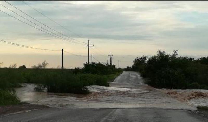 Hasta el momento no hay afectaciones por lluvia en Elota