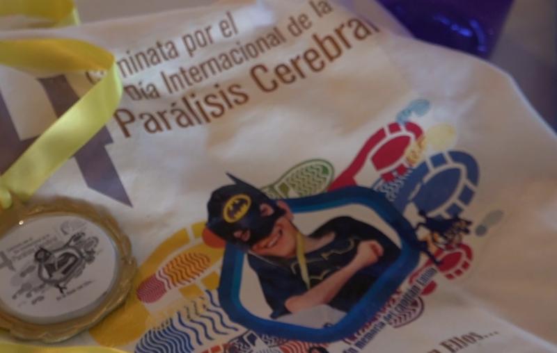 Fundación Letty Coppel anuncia 4ta caminata por el día de Parálisis Cerebral