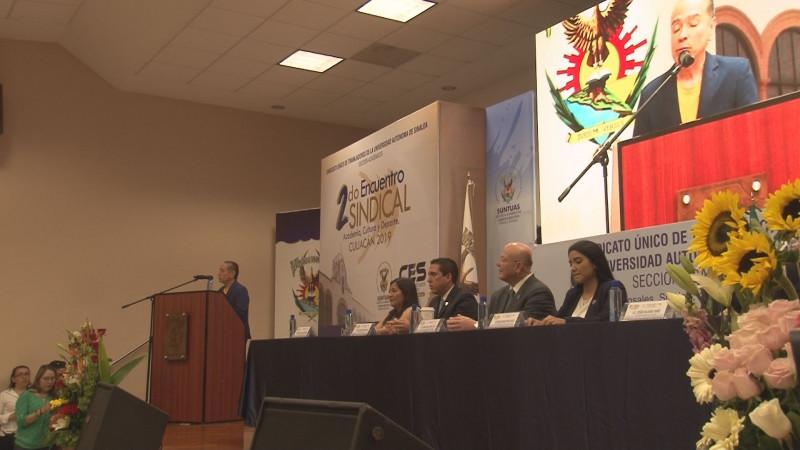 Segundo Encuentro Sindical, Academia, Cultura y Deporte