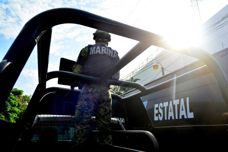 Quedan Armada de México y Guardia Nacional al mando de C4