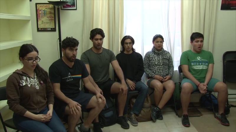 "Invitan a formar parte del ""Coro Juvenil Mazatlán"""