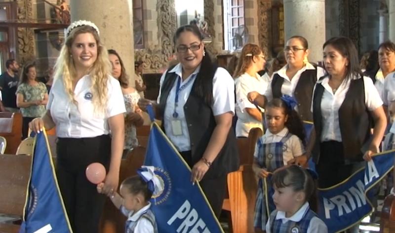 Instituto Hispanoamericano celebra misa en honor a su xv aniversario